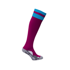 AZLON SOCK (CARDINAL-COLUMBIA)