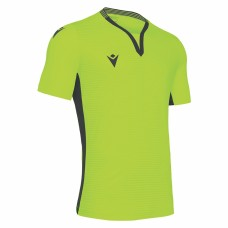 CANOPUS SHIRT (NEON YELLOW-ANTHRACITE)