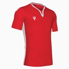CANOPUS SHIRT (RED-WHITE)