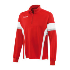 CAPITANO EXPERT HZ POLY TOP (RED-WHITE)