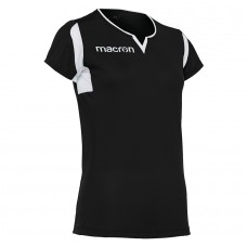 FLUORINE SHIRT / LADIES (BLACK-WHITE)