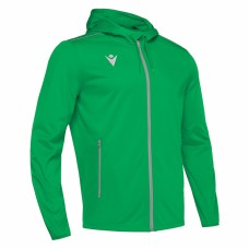 ACADEMY FREYR HOODED FZ TOP (GREEN)