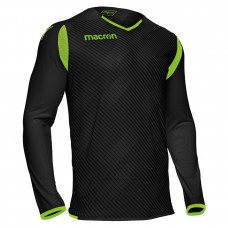 HERCULES GK SHIRT (BLACK-GREEN)