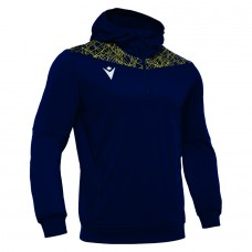 IMAGINATION ISHTAR HZ HOODED TOP (NAVY-YELLOW)