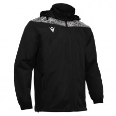LAHTI SHOWER JACKET (BLACK-WHITE)