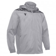 LAHTI SHOWER JACKET (SILVER-ANTHRACITE)