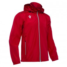 LYNGEN SHOWER JACKET (RED)