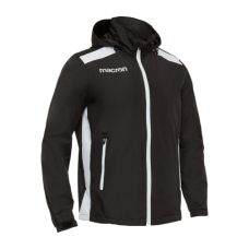 REVOLUTION CALGARY SHOWER JACKET (BLACK-WHITE)