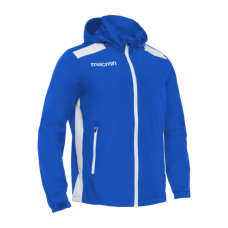 REVOLUTION CALGARY SHOWER JACKET (BLUE-WHITE)