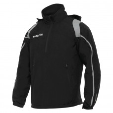 CORAL HZ SHOWER JACKET (BLACK-GREY)