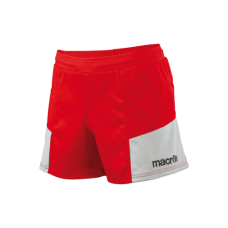 DUNSTAN SHORT (RED-GREY)