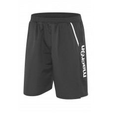 KAMA BERMUDA SHORT (BLACK-WHITE)