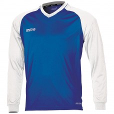 CABRIO LS SHIRT (ROYAL-WHITE)