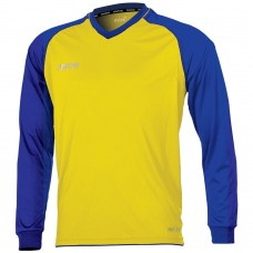 CABRIO LS SHIRT (YELLOW-ROYAL)