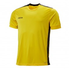 CHARGE SS SHIRT (YELLOW-BLACK)