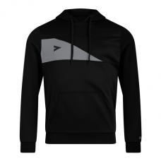 DELTA PLUS HOODED TOP (BLACK-GREY)