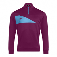 DELTA PLUS HZ TOP (MAROON-SKY)