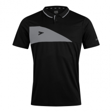 DELTA PLUS POLO (BLACK-GREY)