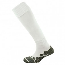 DIVISION PLAIN SOCK (WHITE)