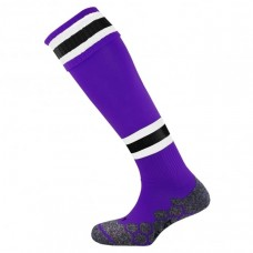 DIVISION TEC SOCK (PURPLE-WHITE-BLACK)