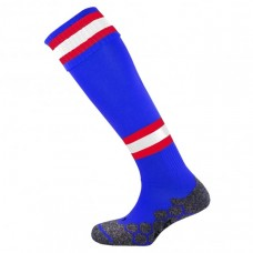 DIVISION TEC SOCK (ROYAL-SCARLET-WHITE)
