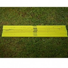 MITRE SUPER SPACE MARKER POLE SET
