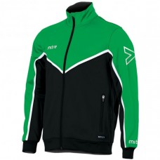 PRIMERO FZ POLY JACKET (EMERALD-BLACK-WHITE)