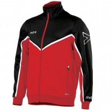 PRIMERO FZ POLY JACKET (SCARLET-BLACK-WHITE)