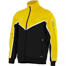 PRIMERO FZ POLY JACKET (YELLOW-BLACK-WHITE)