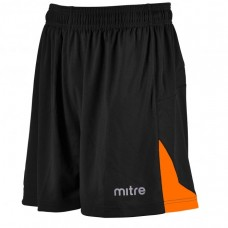 PRISM SHORT (BLACK-TANGERINE)
