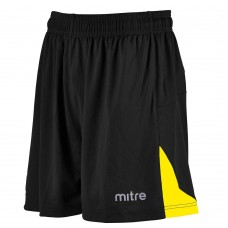 PRISM SHORT (BLACK-YELLOW)
