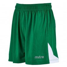 PRISM SHORT (EMERALD-WHITE)