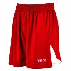 PRISM SHORT (SCARLET-WHITE)