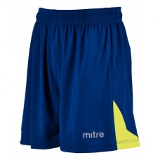PRISM SHORT (ROYAL-YELLOW)