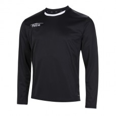 ZONE LS REFEREE SHIRT (BLACK)
