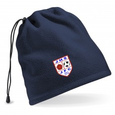 SNOOD/HAT INC EMBROIDERED BADGE