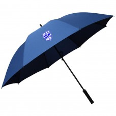 FIBREGLASS UMBRELLA INC PRINTED BADGE (NAVY)