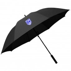 FIBREGLASS UMBRELLA INC PRINTED BADGE (BLACK)
