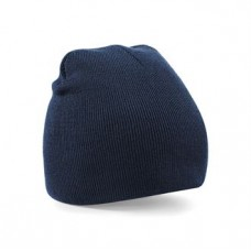 BEANIE INC EMBROIDERED BADGE