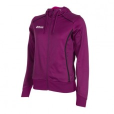 CORE FZ HOODED TOP/ LADIES (PURPLE)