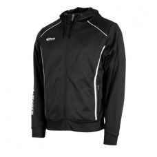 CORE FZ HOODED TOP/ UNI (BLACK)
