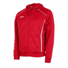 CORE FZ HOODED TOP/ UNI (RED)