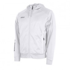 CORE FZ HOODED TOP/ UNI (WHITE)