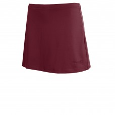 FUNDAMENTAL SKORT (BURGUNDY)