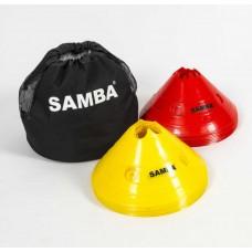 SAMBA JUMBO SAUCER CONE SET