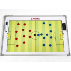 SAMBA DOUBLE SIDED TACTIC BOARD + BAG (90 x 60)
