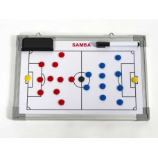 SAMBA DOUBLE SIDED TACTIC BOARD + BAG (30 x 45)