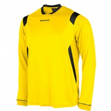 AREZZO LS SHIRT (YELLOW-BLACK)