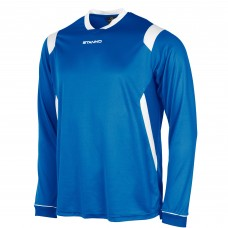 AREZZO LS SHIRT (ROYAL-WHITE)
