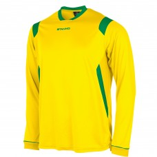 AREZZO LS SHIRT (YELLOW-GREEN)